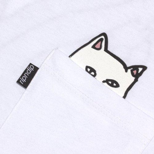 Кот в кармане с сюрпризом для любопытных (5 фото)