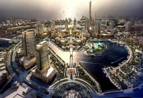 Топ-10: Города будущего
