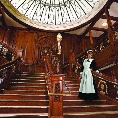 Museo del Titanic en Branson (16 fotos)