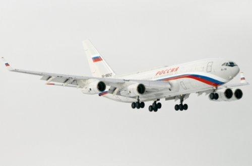 Новый самолёт президента России (10 фото)