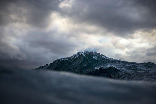 Морские горы Рэя Коллинза (13 фото)