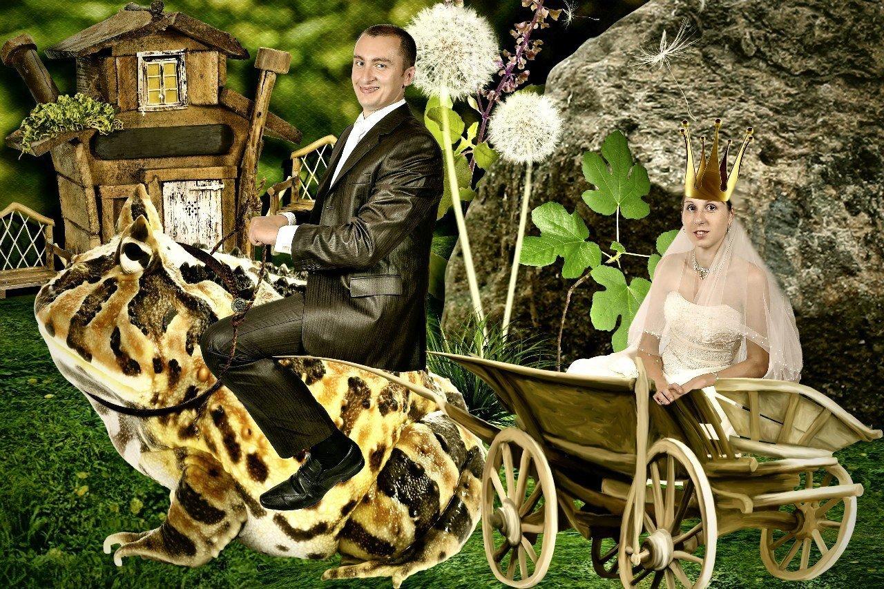просто заложено, неудачная свадебная фотосессия те