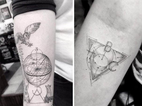 Тематические татуировки секс