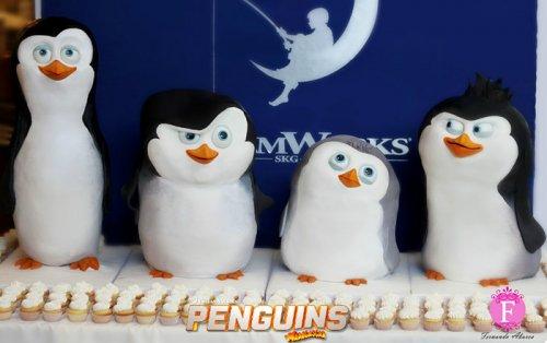 Торты и кексы от художника студии DreamWorks Фернанды Абарки (14 фото)