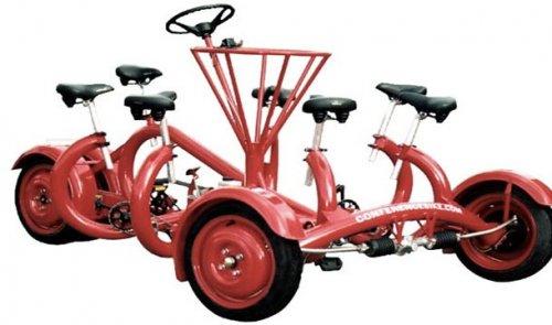 Топ-25: Самый странный и невероятный дизайн велосипедов