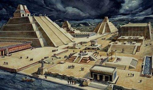 Топ-25: Невероятные факты об ацтеках, которые вас удивят