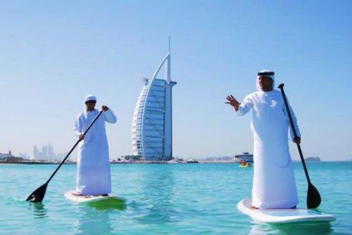 Тем временем в Дубае (18 фото)