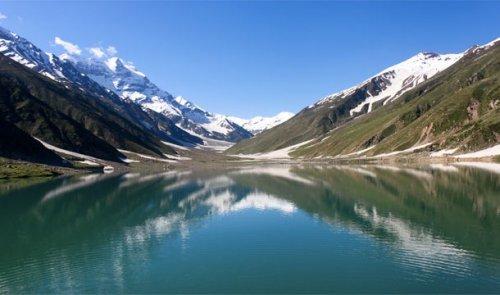 Топ-25: Потрясающие по красоте альпийские озера