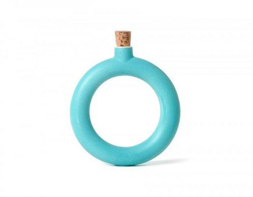 Фляга-браслет от дизайнера Джулианны Ан (4 фото)