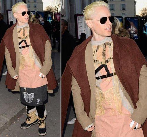 Нелепые наряды знаменитостей (10 фото)