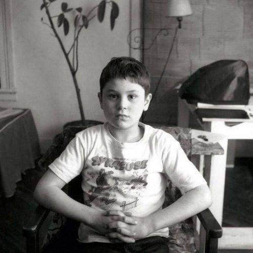 Детские фотографии знаменитостей (25 фото)