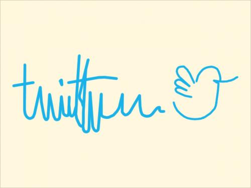 Известные логотипы — врачебным почерком (13 фото)