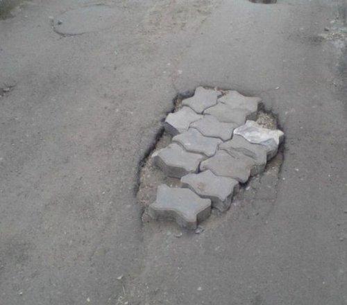 А в России в это время (21 фото)