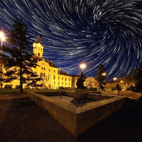 Звёздные вихри в снимках Тота Габора Гьюлы (8 фото)