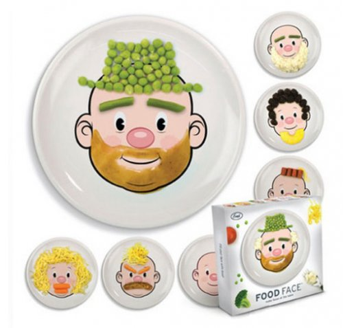 Топ-10: Необычные блюда и тарелки