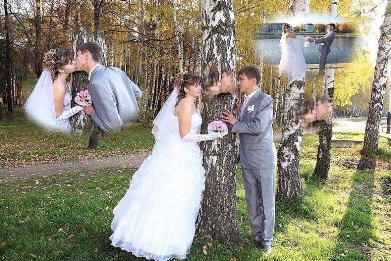 Shocking wedding