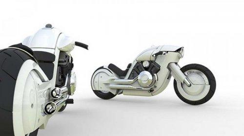 Концепт-байк Harley-Davidson (9 фото)