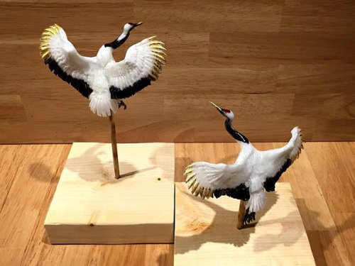Японское искусство Amezaiku: реалистичные леденцы в виде животных (12 фото)