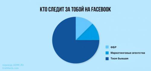 Правдивые факты о жизни в диаграммах и графиках (19 фото)