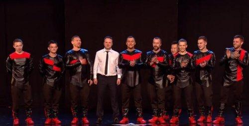 """Фантастическое выступление томской группы UDI на шоу талантов """"Britain"""