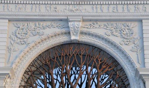 Впечатляющая архитектура Дворца земледелия в Казани (8 фото)