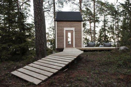 Эконом-вариант: самые маленькие домики в мире