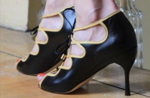 Инновационные туфли на любой вкус от Тани Хиз (5 фото)