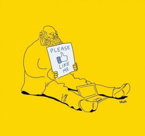 Сатирические иллюстрации о жизни (15 шт)