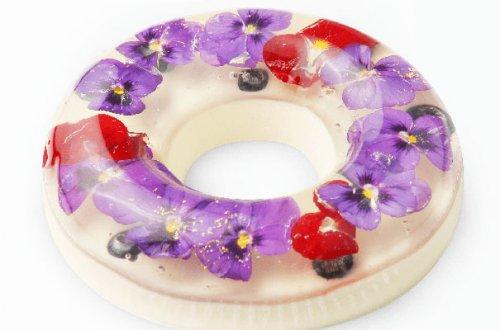 Цветочные десерты Хаваро (11 фото)