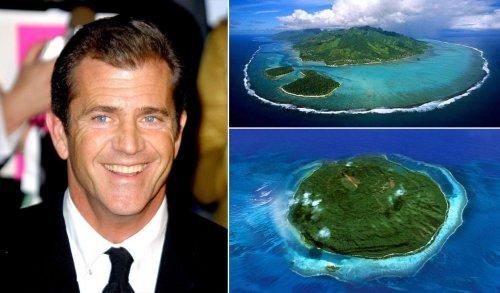 Топ-12: Невероятно красивые частные острова, находящиеся во владении знаменитостей