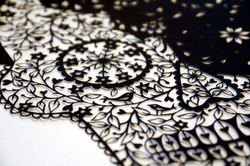 Бумажные шедевры от Сьюзи Тейлор (15 фото)