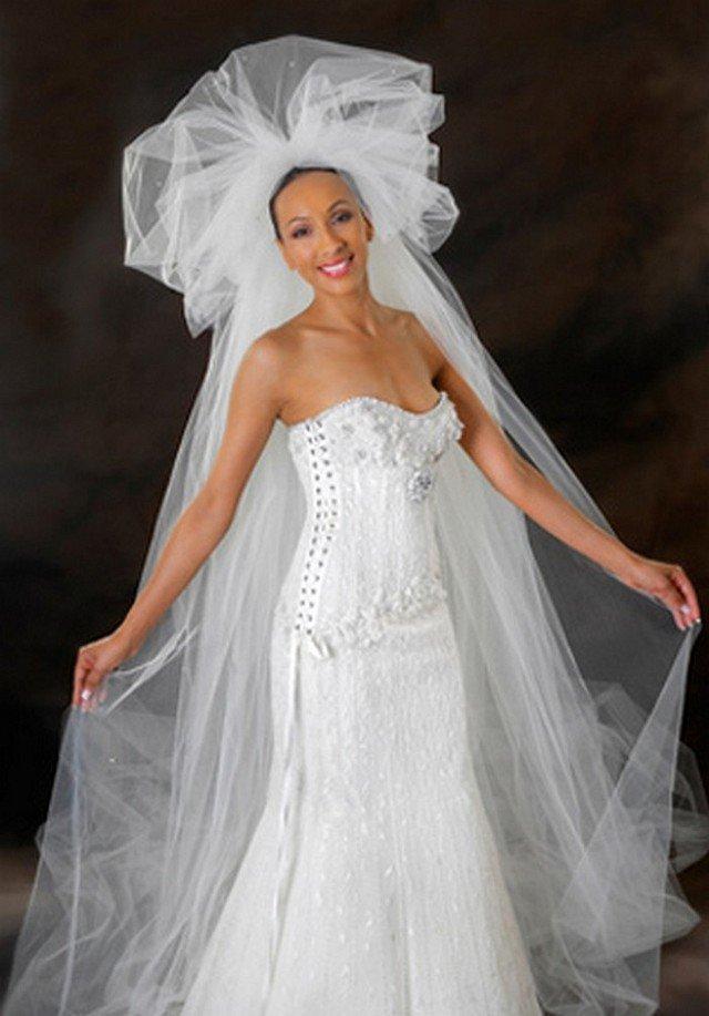 Топ-15: Самые дорогие и роскошные платья. Свадебный