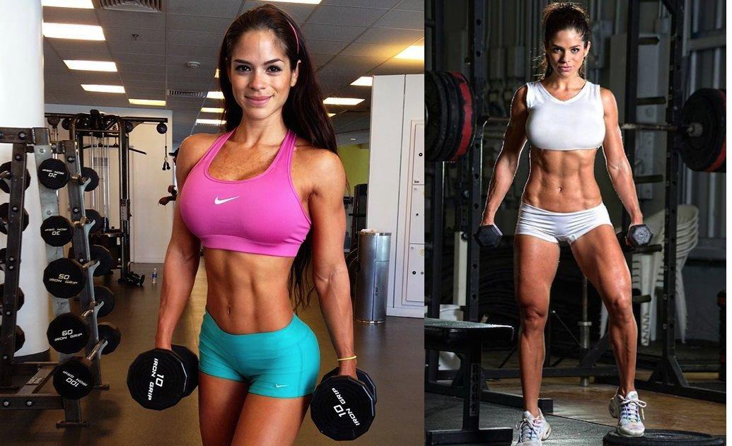 фото моделей фитнеса