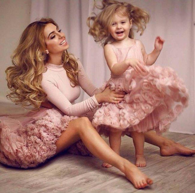 фото дочь и мама