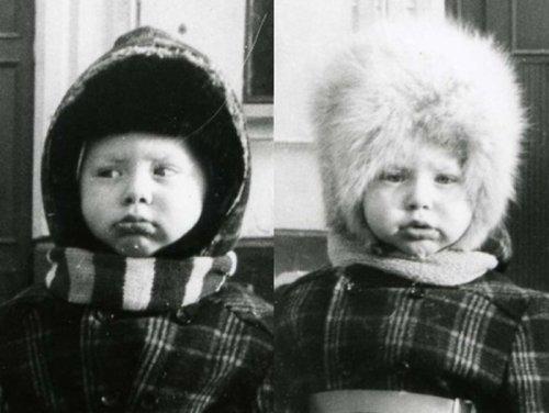Детские фотографии российских спортсменов (24 фото)
