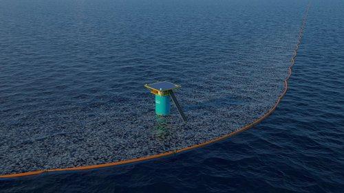 20-летний изобретатель Боян Слат придумал дешёвый и эффективный метод очистки Мирового океана (14 фото)
