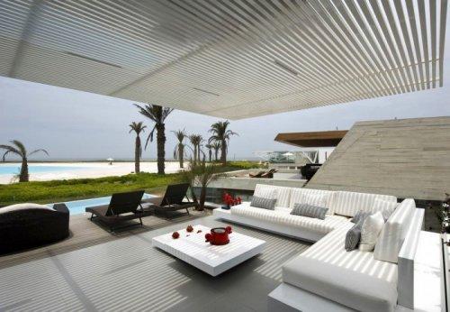 Роскошный особняк-отель Casa V в Перу (12 фото)
