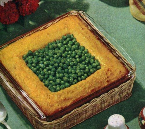 Квадратные блюда и продукты питания (10 фото)