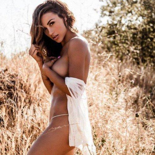 Instagram фитнес-модели Аны Чери (25 фото)