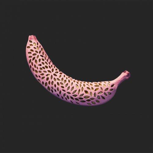 Бананы с геометрическими узорами от Дана Крецу (9 фото)