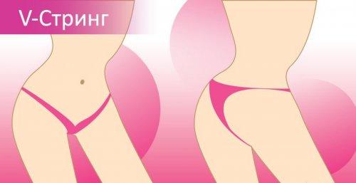 Классификация женских трусиков (12 фото)