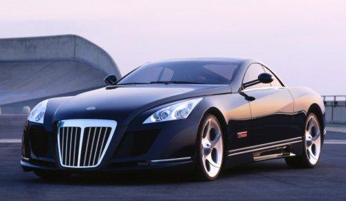 Топ-10: Эксклюзивные автомобили, которые вы никогда не сможете приобрести