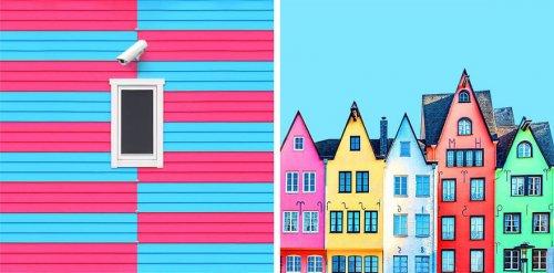 Архитектурный минимализм Рамина Насибова (18 фото)