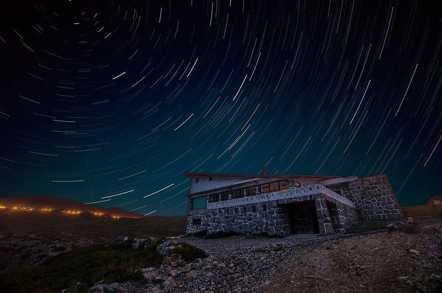 удивительная девушка объектив для фото звездного неба добавляют излюбленные