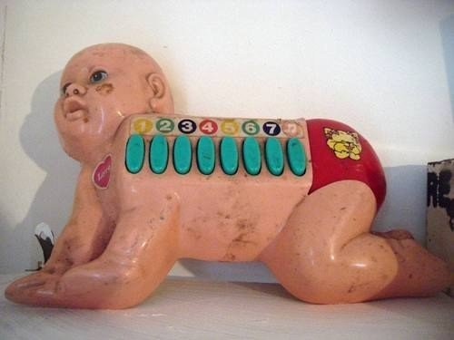 Странные игрушки (12 фото)