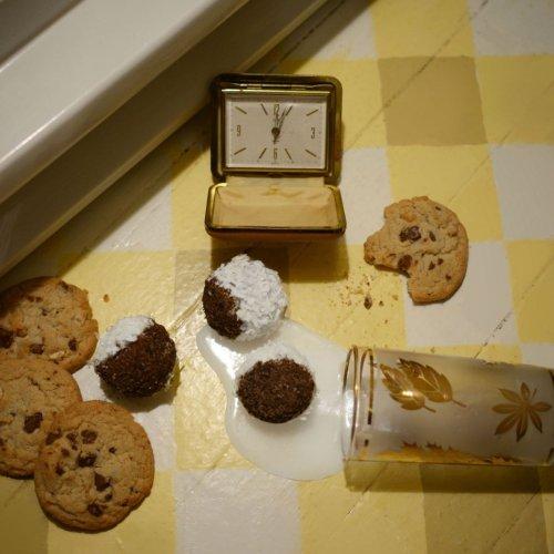 Пирожные Гремлин и Гизмо (10 фото)
