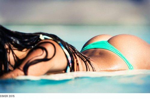 Конкурс Reef: пост обожания женских попок (15 фото + видео)