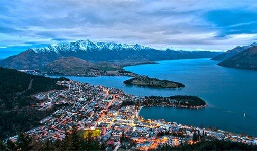 Топ-25: Интересные факты о Новой Зеландии