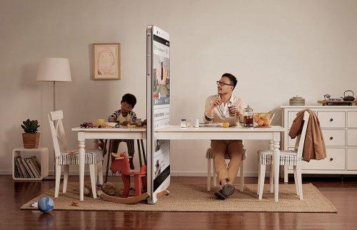 """Социальная реклама """"Чем больше общаешься, тем меньше общаешься"""" (3 фото)"""