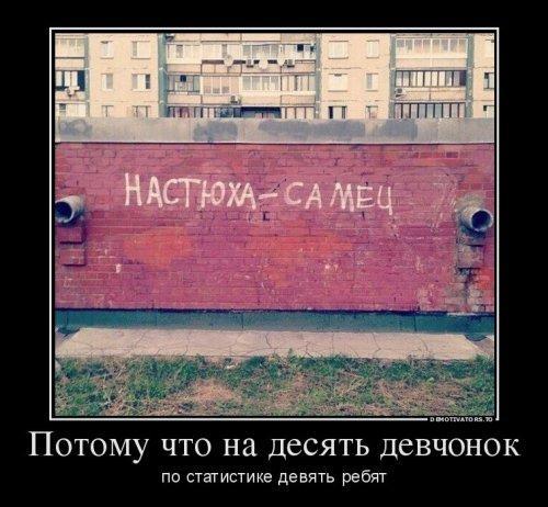 Новый сборник прикольных демотиваторов (14 шт)